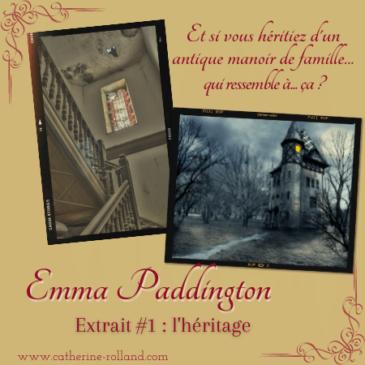 Emma Paddington : Extrait #1