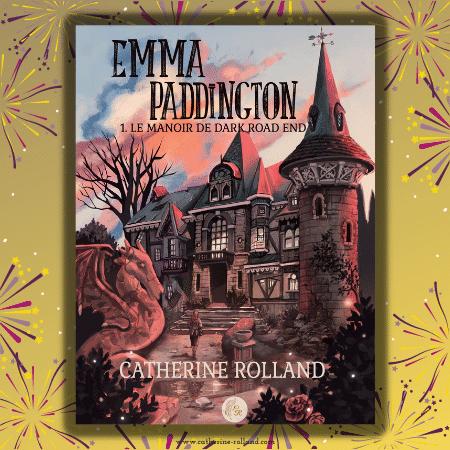 Emma Paddington : Cover Reveal !