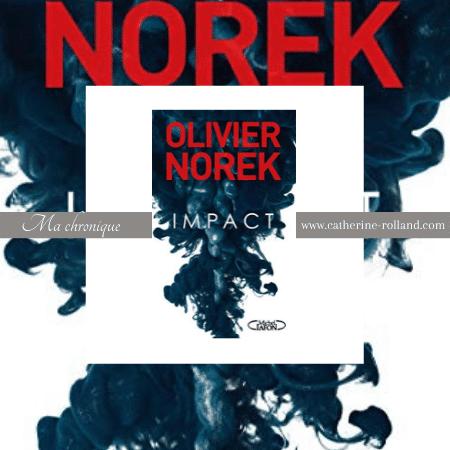 Impact, d'Olivier Norek